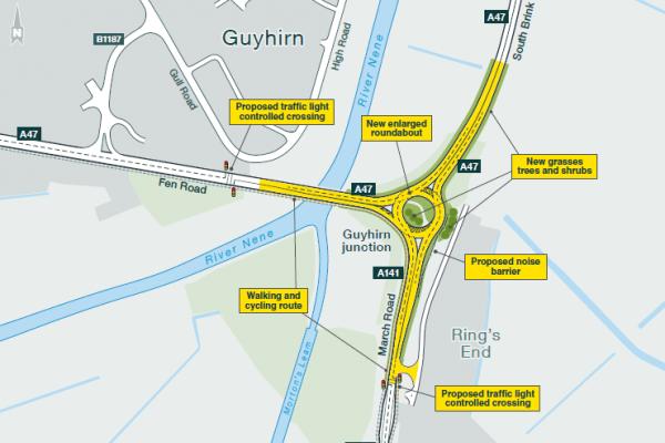 Guyhirn Scheme Layout